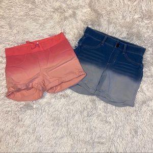 Kids Jegging Shorts!!